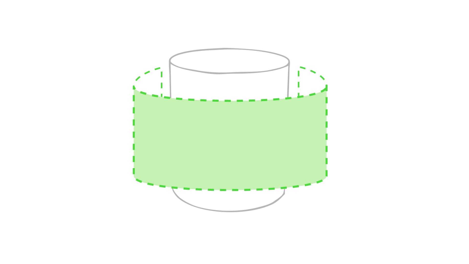 Alrededor de la taza