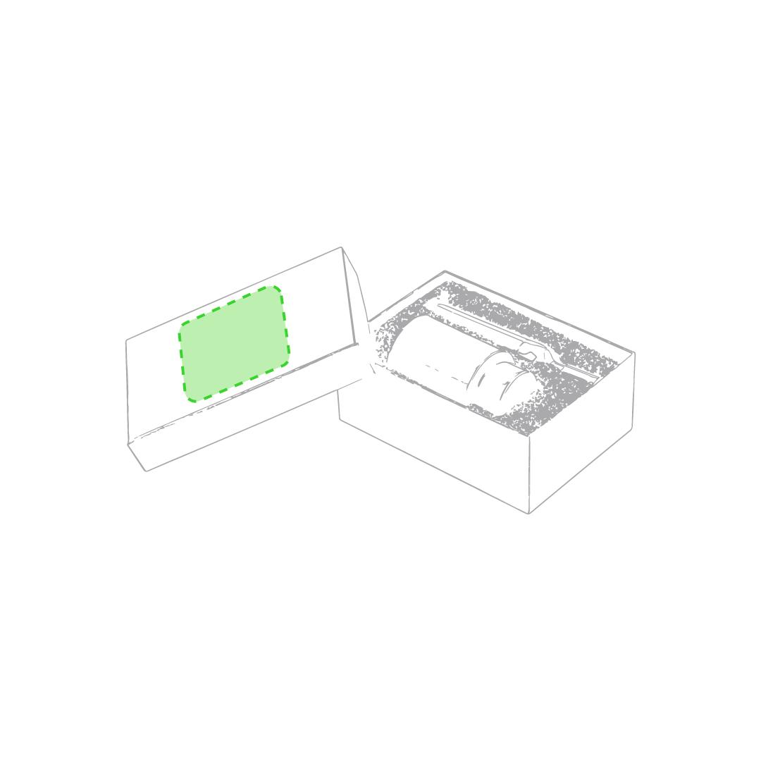 Caja Centrado